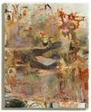 Morten Skrøder Lund. Untitled, 2011. Oil on canvas. 39 x 31 cm. Master, 2011. Christian Andersen, Copenhagen