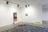Installation view. Alex Dordoy. AD.HD, 2012. Christian Andersen, Copenhagen