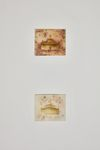 Patricia L. Boyd. Untitled (SL-1200MK2), 2017. Used restaurant grease, beeswax, damar resin. 30,5 x 10,2 cm