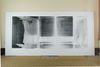 Patricia L. Boyd. 35888, 2018. Unique silver gelatin photograms. 181 x 412 cm