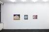 Installation view. Tom Humphreys. Scanners, 2018. Schiefe Zähne, Berlin