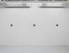 Sidsel Meineche Hansen. Hollow Eyed, 2017. Wax cast sculptures, silicone metal. Each approx. 17 x 17 x 4 cm