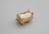 Sidsel Meineche Hansen. Anti-, 2017. Piggybank in bronze, lost wax cast. 20 x 20 x 40 cm