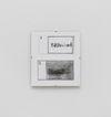 Sidsel Meineche Hansen. 1 Sikkerhed, 1 Behov, 2020. Cobber etchings on paper, framed. 25 x 20 cm