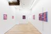 Installation view. Sven Loven. Hell is Hot and the World is Cold, 2021. No Gallery, New York