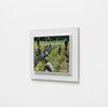 Damon Sfetsios. Field Work, 2015. Oil on linen, artist's frame. 31 x 41 cm unframed. 45 x 55 cm framed. Frieze Focus, London. Christian Andersen, Copenhagen